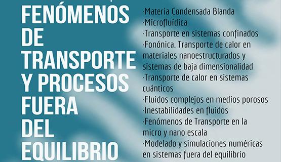 Primer workshop sobre Fenómenos de Transporte y Procesos Fuera del Equilibrio