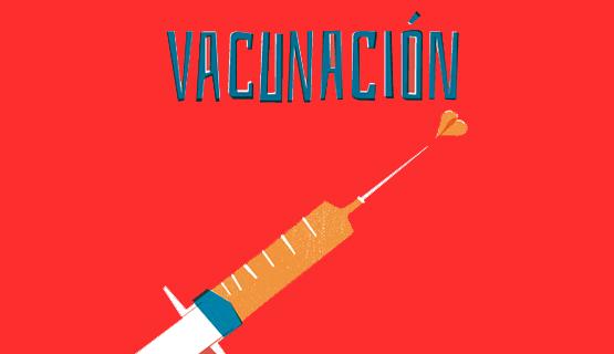 Campaña de vacunación antigripal en el Campus