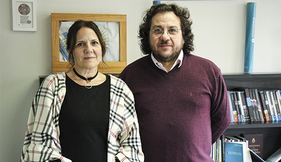 Diker y Bonaldi fueron reelegidos como rectora y vicerrector de la UNGS