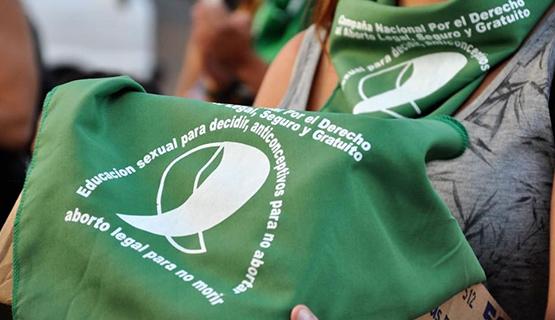 Encuesta en la UNGS sobre la legalización del aborto
