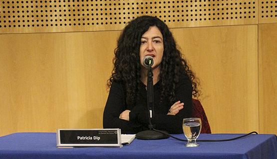 Patricia Dip fue elegida decana del Instituto de Ciencias