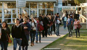 El 84% de los estudiantes de la UNGS son primera generación de universitarios en sus familias