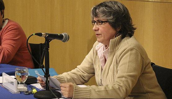 Flavia Terigi fue elegida decana del IDH