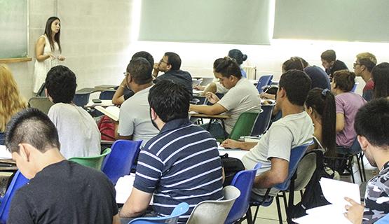 Oferta académica | Listado de aulas para el segundo semestre