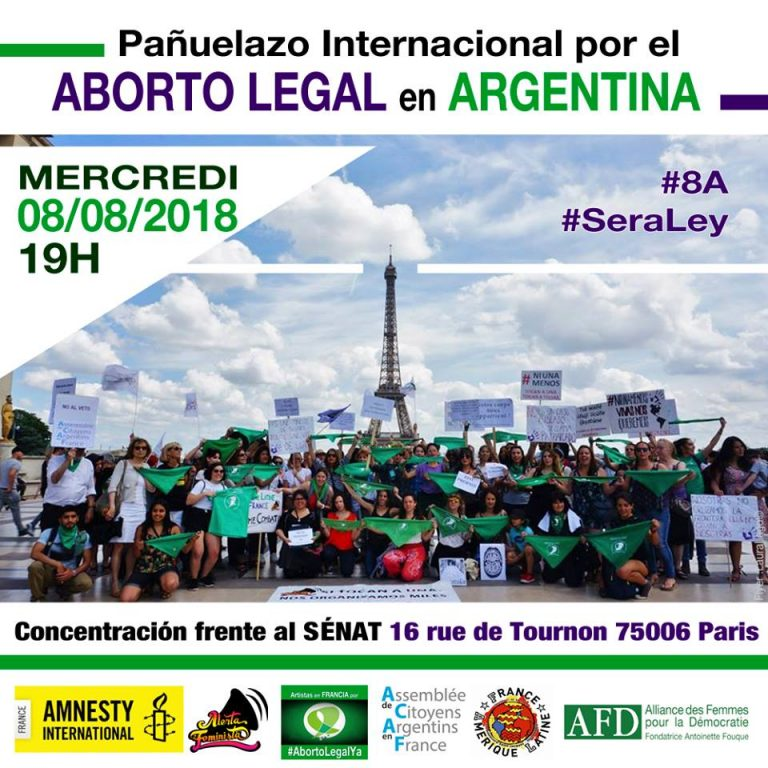 #QueSeaLey es mundial