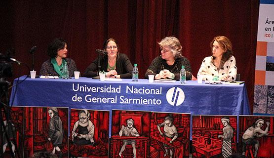 Se presentó la primera asignatura en Géneros de la UNGS