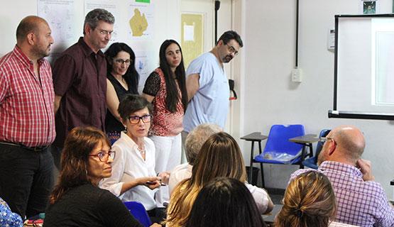 Reunión informativa sobre la Diplomatura en Gestión de las políticas de salud en el territorio