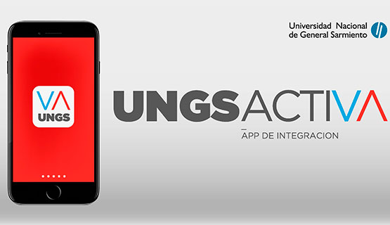 Ya está online la nueva app UNGS Activa