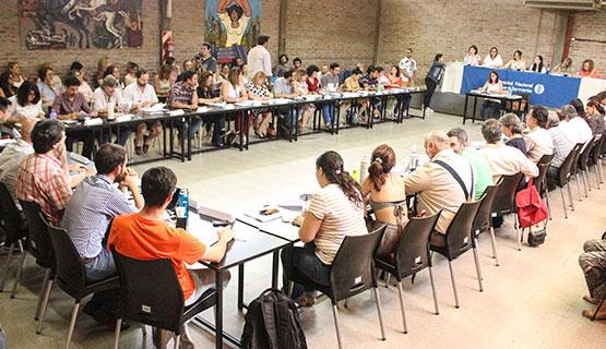 Asamblea Universitaria de la UNGS