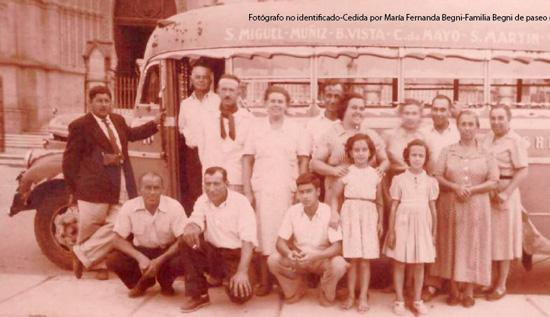 Convocatoria de fotos sobre el ex Partido de General Sarmiento