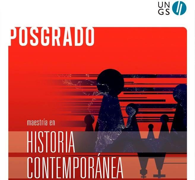 I Jornada de Tesistas de la Maestría  en Historia Contemporánea