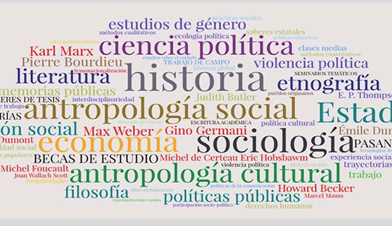 Inscripción para el programa de posgrado en Ciencias Sociales