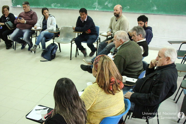 20º Sesión plenaria del Consejo Social de la Universidad