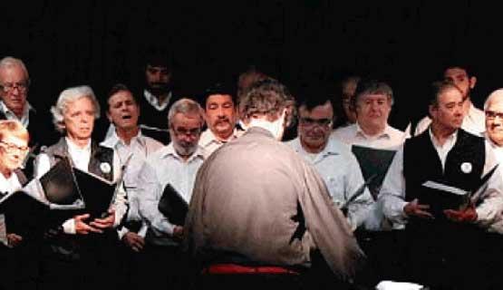 """Encuentro coral de primavera: """"Música Argentina y Latinoamericana"""""""