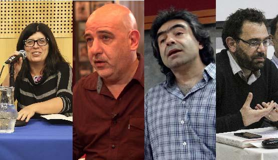 Mesa redonda con María Pia López, Pablo Semán, Diego Tatián y Gabriel Vommaro