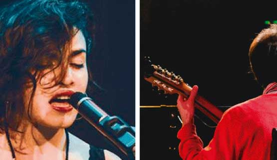Canciones Propias: José Latasa | Irene Ruth