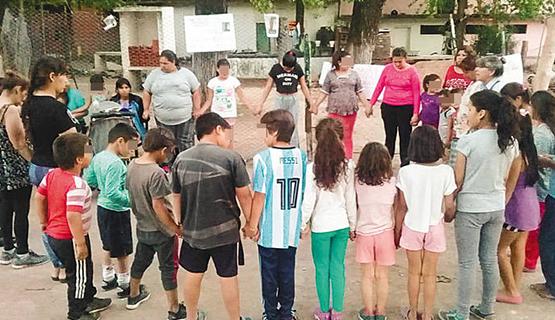 Entrevista a Marcela Viño | FM La Uni en Tiempo Argentino