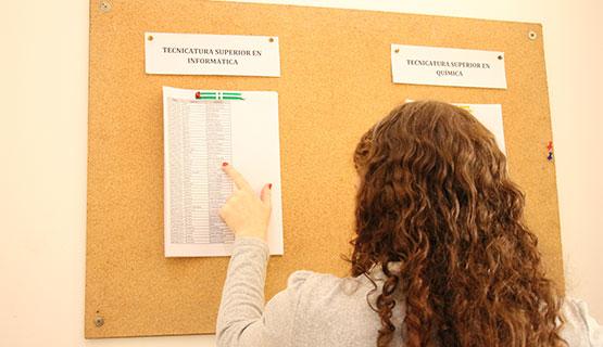 Elecciones de representares estudiantiles para los Comités de carrera   Publicación de padrones
