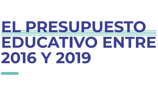 Informe sobre el presupuesto educativo en la gestión Macri