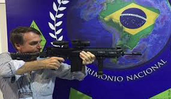 """""""Brasil es una alerta para el futuro de la democracia"""""""