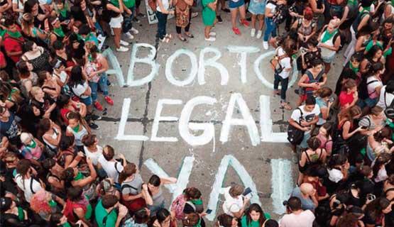 Derecho al Aborto: Identidades en Lucha