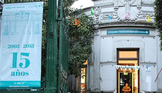 Aniversarios. Los primeros 15 años del Centro Cultural