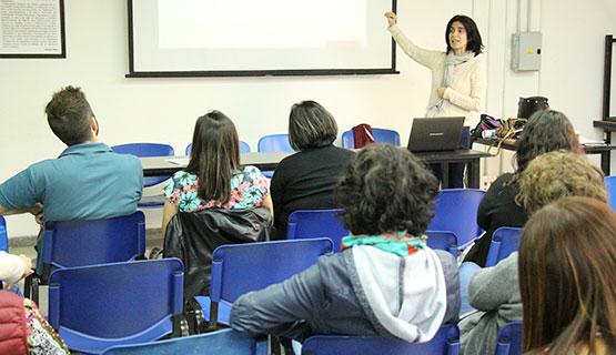 Cuarto encuentro del Ciclo de Formación en Géneros y Diversidad Sexual