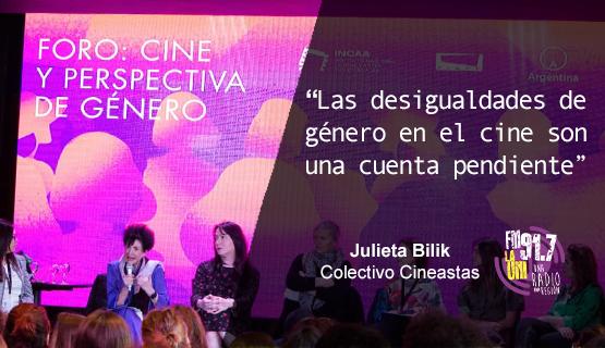 Foro de Cine y Perspectiva de Género