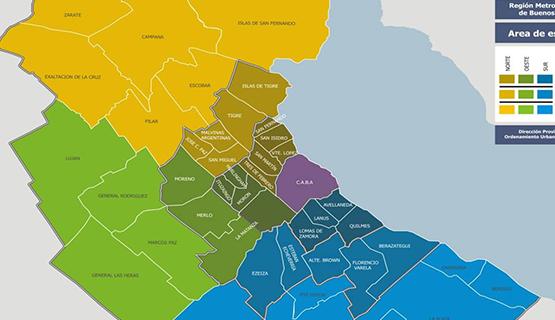 Clase abierta Región metropolitana de Buenos Aires. Transformaciones socio territoriales recientes
