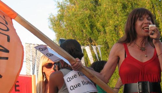 """Marlene Wayar y la Marcha del Orgullo: """"Somos radicalmente diferentes, nos merecemos igualdad de derechos"""""""