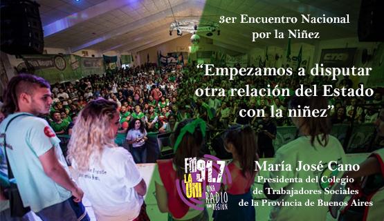 3º Encuentro Nacional por la Niñez