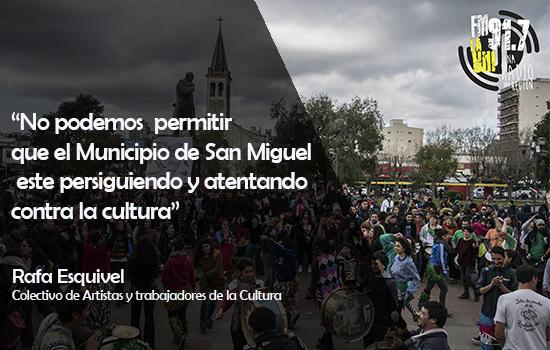 San Miguel en estado de alerta cultural