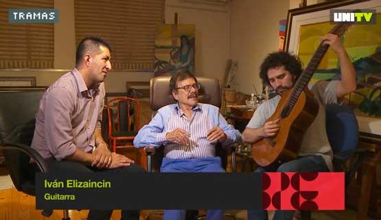 Especiales de Tramas: entrevista a Ramón Ayala