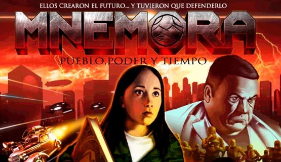 """""""Mnémora, Pueblo, Poder y Tiempo"""""""