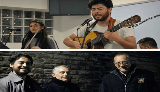 Concierto del Trío Peretto-Dángelo-Garnica y Alma Gama