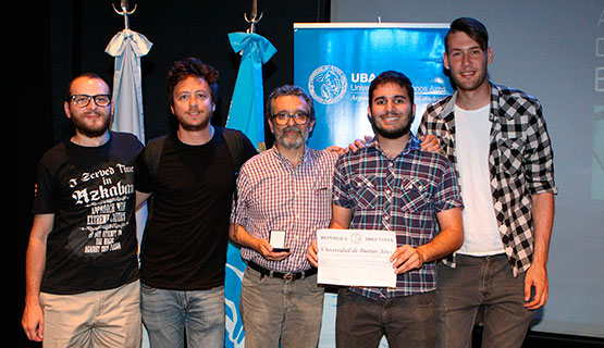 El portal De Lirios y Hurones fue reconocido con el Premio UBA 2018