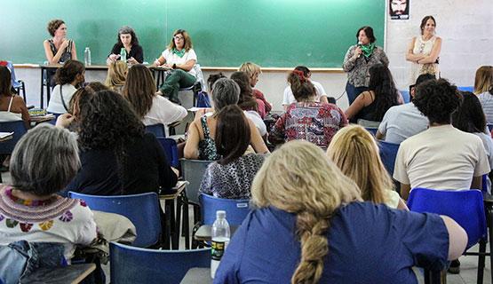 Inscripción para la Diplomatura en Géneros, Políticas y Participación