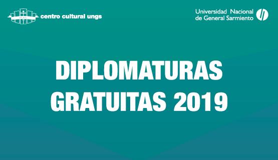 Inscripciones para las diplomaturas 2019