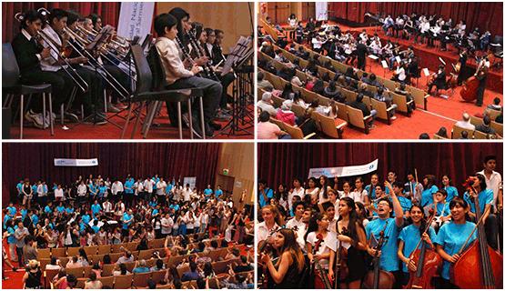 Reencuentro de las Orquestas del Bicentenario UNGS