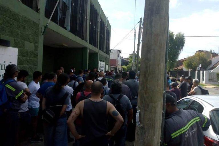 Alerta por despidos en el Tren Belgrano Norte