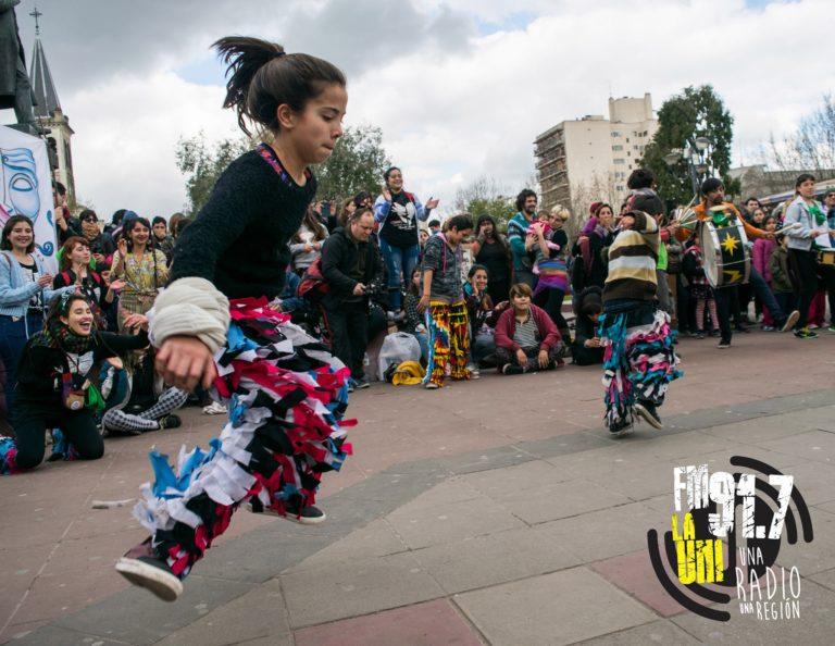 Comienzan a bailar las murgas a todo ritmo en Barrio Obligado