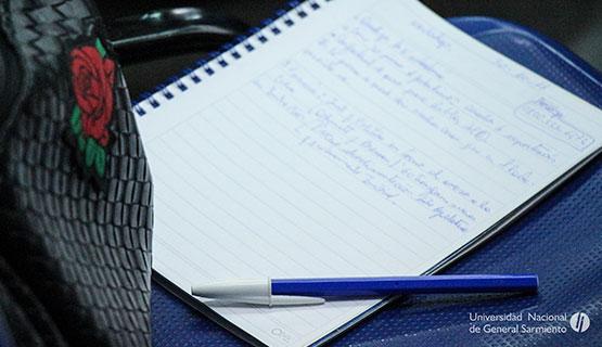 Microtaller para estudiantes: Preparar un examen parcial