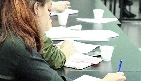 Microtaller para estudiantes: Escribir para estudiar (esquema, ficha, resumen)