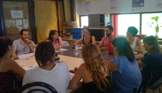 Comenzó el Programa de Asistencia  a Municipios en Políticas de Economía Social