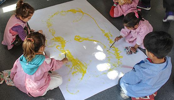 """Encuentro """"10 años de la Escuela Infantil y Sala de Juegos Multiedad"""""""