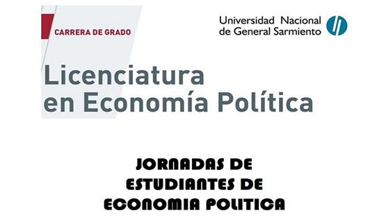 Primeras Jornadas de Estudiantes de Economía Política