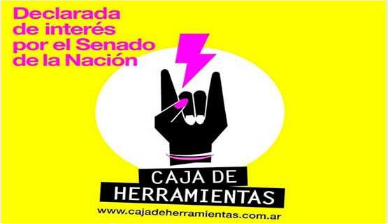 Caja de Herramientas declarada de interés por el Senado de la Nación