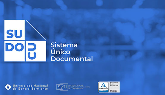 La UNGS desarrolló un sistema de digitalización de datos