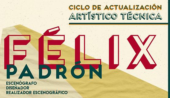 Inscripción al Laboratorio sobre iluminación en el teatro con Félix Padrón
