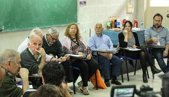 Sesión plenaria del Consejo Social de la Universidad